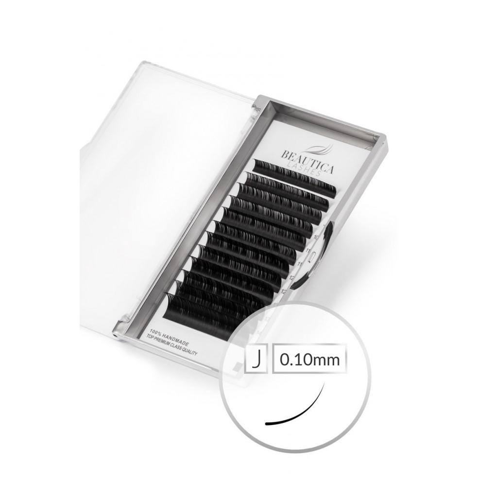 Classic Mink Eyelash J 0.10 mm Beautica Lashes