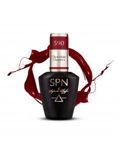 SPN 590 Chocolate Cherries UV LaQ