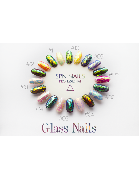 Glass Nails #05