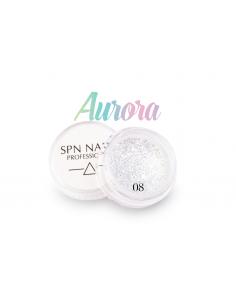 Pyłek Aurora 08 - SPN Nails