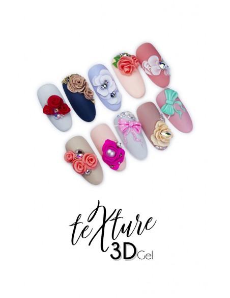 TeXture 3D Gel - SPN Nails