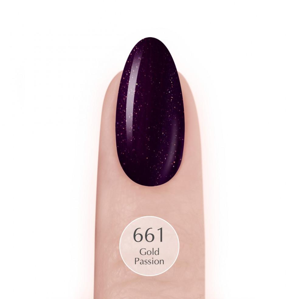 661 Gold Passion UV LaQ 8ml